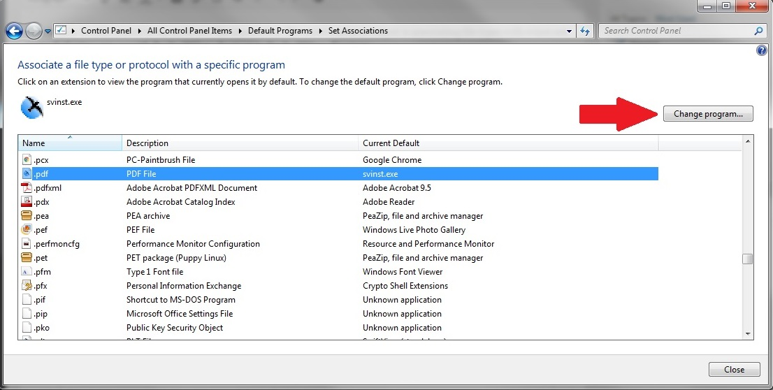 Filename is not a valid win32 application - SwiftView